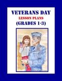 Veterans Day Lesson Plans (Grades 1-3)