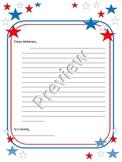 Veterans Day Letter