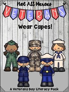 Veterans Day Literacy Packet