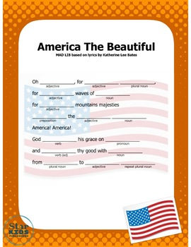 Veterans Day Mad Libs (TWO interactive digital pdfs and Google Slides)