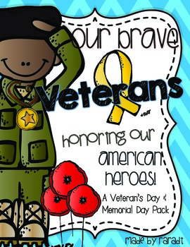 Veteran's Day & Memorial Day Activities