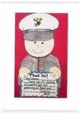 Veteran's Day - Military Veterans Thank You Poster