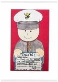 Veteran's Day - Military Veterans Thank You Poster