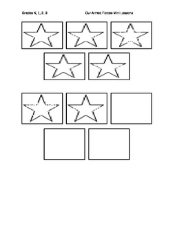 Veterans Day Mini Lesson and Worksheet