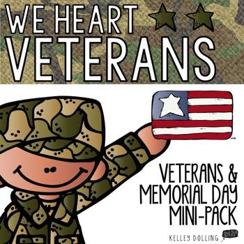 Veterans Day Mini Pack
