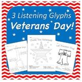 Veterans Day Music Glyphs