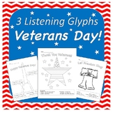 Veterans Day Music Glyphs