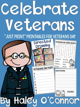 Veterans Day Printables