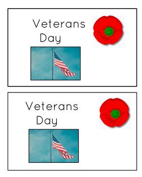Veterans Day Nonfiction Reader