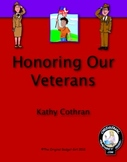 Veterans Day Online Activites for Your Classroom or With Your School