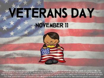 Veterans Day PPT