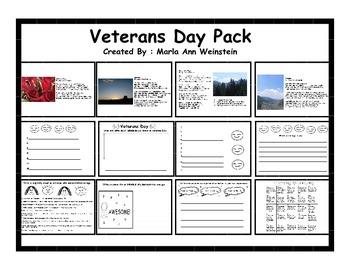 Veterans Day Pack