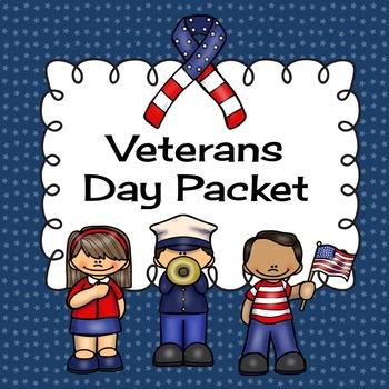 Veterans Day Packet