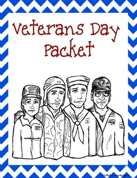 Veterans Day Packet