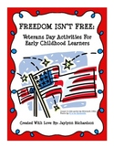 Veterans Day Activities for Early Childhood Learners