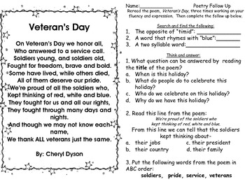 Veterans Day Word Scramble : Printables for Kids – free word ...