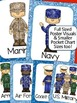 Veterans Day Posters & Pocket Chart Pieces