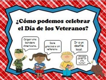 Dia de los Veteranos - PowerPoint