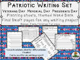 Veterans Day Writing