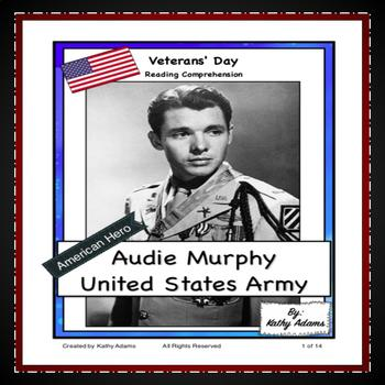 Audie Murphy Reading Comprehension