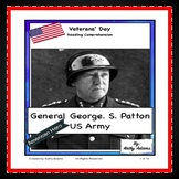 Veterans' Day George S. Patton Reading Comprehension