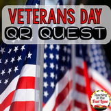 Veterans Day Activity QR Quest