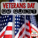Veterans Day Activity QR Quest