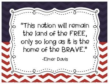 Veteran's Day Quote