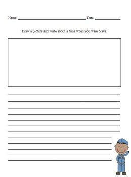 Veterans Day Read and Answer Comprehension Questions, Writing prompt/paper