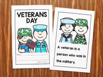 Veterans Day Reader