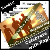 Veterans Day Reading Comprehension Passage, Questions, and