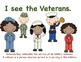 Veterans Day  Remembrance Day Book