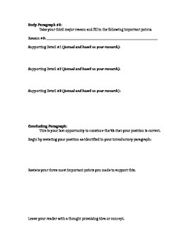 Veteran's Day Research Essay