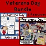 Veterans Day Resource Bundle