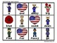 """Veteran's Day """"Roll, Say, Keep!"""" Pre-Primer Dolch Sight Word Center + Extra"""