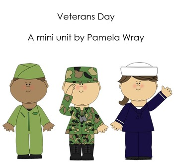 Veterans Day (SMARTBoard Unit)