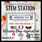 Veterans Day STEM Activities | Engineer Inspiration | Prin