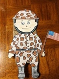 Veterans Day Soldier Puppet