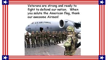 Veterans Day Song