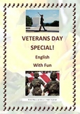 Veteran's Day Special: English With Fun