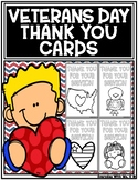 Veterans Day Memorial Day Thank You For Your Service Cards Coloring Page FREEBIE