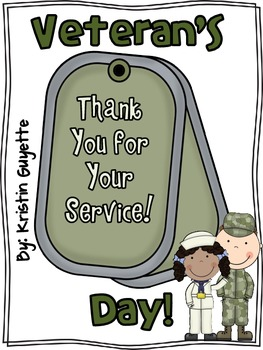 Veterans and Memorial Day: Thank You for Your Service!
