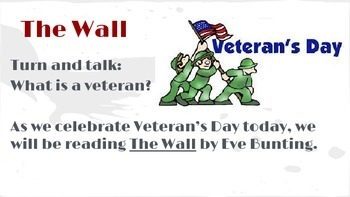Veterans Day-The Wall
