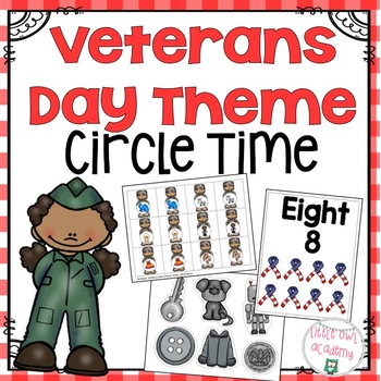 Veterans Day Theme Circle Time