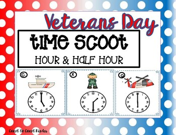 Veterans Day Time Scoot ( hour and half hour)