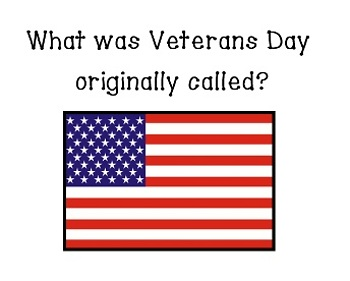 Veterans Day Trivia