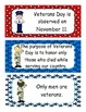 Veterans Day True/False Sort