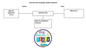 Veterans Day Unit Lessons