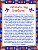 Veterans Day WebQuest
