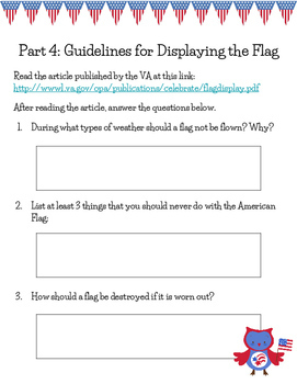 Veterans Day Webquest - Fully Editable in Google Drive!